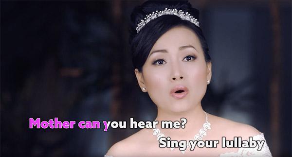 female karaoke