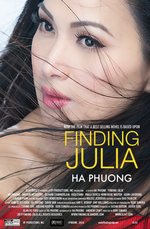 finding julia poster